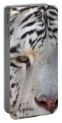 White Tiger - 01 Portable Battery Charger