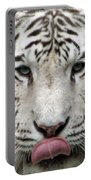 White Tiger - 02 Portable Battery Charger