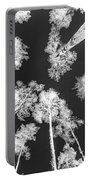 White Trees Portable Battery Charger