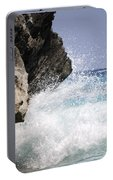 White Water Paradise Portable Battery Charger
