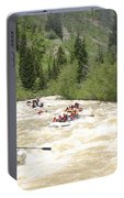 Animas River White Water Rafting The  Portable Battery Charger
