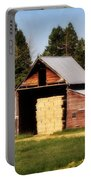 Whitefish Barn Portable Battery Charger