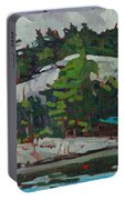 Whitefish River Cottages Portable Battery Charger