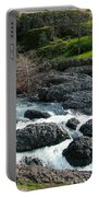 Whitewater At Bear Hole Portable Battery Charger