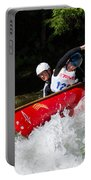 Whitewater Open Canoe Race Portable Battery Charger