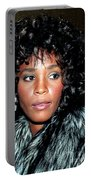 Whitney Houston 1989 Portable Battery Charger