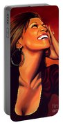 Whitney Houston Portable Battery Charger