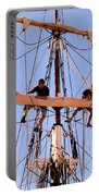Who Was That Mast Man Portable Battery Charger