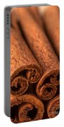 Whole Cinnamon Sticks  Portable Battery Charger