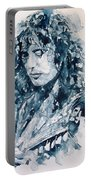 Whole Lotta Love Jimmy Page Portable Battery Charger