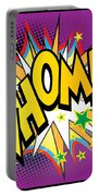 Whomp Portable Battery Charger by Gary Grayson