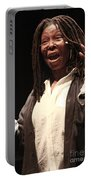 Whoopi Goldberg Portable Battery Charger