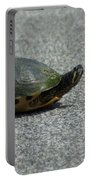 Why Did The Turtle Cross The Road Portable Battery Charger