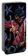 Wi Colored Infantry Sharpshooter - Oil Portable Battery Charger