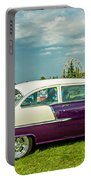 Wicked 1955 Chevy Profile Portable Battery Charger