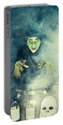 Wicked Witch  Portable Battery Charger