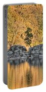 Widewater Fall Color Portable Battery Charger