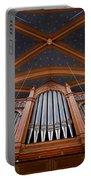 Wiesbaden Marktkirche Organ Portable Battery Charger