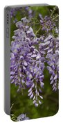 Wild Alabama Wisteria Frutescens Wildflowers Portable Battery Charger