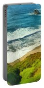 Wild Beach Portable Battery Charger