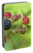 Wild Berries Portable Battery Charger