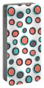 Wild Bounce Portable Battery Charger by Susan Claire