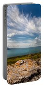 Wild Clouds Portable Battery Charger