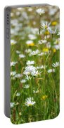 Wild Flower Meadow Portable Battery Charger
