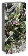 Wild Flowers 1 Portable Battery Charger