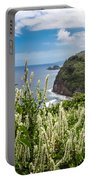Wild Flowers At Pololu Portable Battery Charger