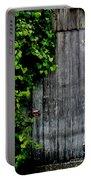 Wild Grape Vine Door Portable Battery Charger