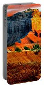 Wild Horse Butte Utah Portable Battery Charger