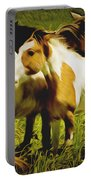 Wild Horses In California Series 14 Portable Battery Charger