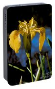 Wild Iris Portable Battery Charger