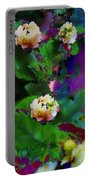Wild Jasmine Portable Battery Charger