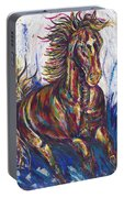 Wild Mustang Portable Battery Charger