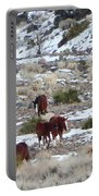 Wild Nevada Mustangs 2 Portable Battery Charger