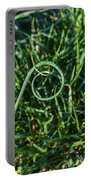Wild Onion Curlicue 1 Portable Battery Charger