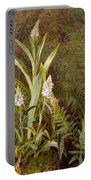 Wild Orchids Portable Battery Charger