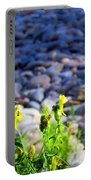 Wild Snapdragons  Portable Battery Charger