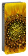 Wild Sunflower Portable Battery Charger