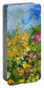 Wild Sweetness Portable Battery Charger