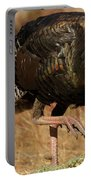 Wild Turkey Portable Battery Charger by Adam Jewell