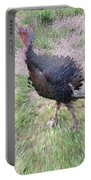 Wild Turkey Portable Battery Charger