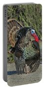 Wild Turkey Tom Portable Battery Charger