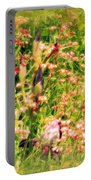 Wild Unfettered Beauty Portable Battery Charger