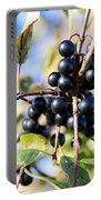 Wildberry Plant Portable Battery Charger