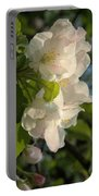 Wildf Apple Blossoms Portable Battery Charger