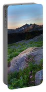 Wildflower Dawning Portable Battery Charger