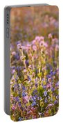 Wildflower Dusk Portable Battery Charger
